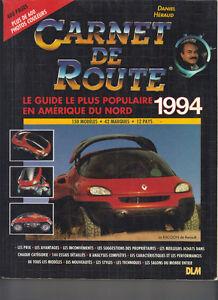 Carnet de route 1994
