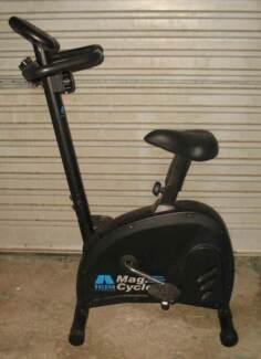 exercise bike heavy duty
