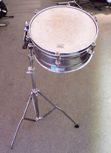 "LP TITO PUENTE STAINLESS 14"" TIMBAL"