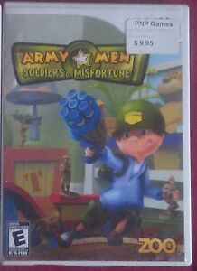 Army Men Soldiers of misfortune