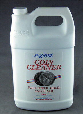 1 Gallon of e-Zest Coin Cleaner
