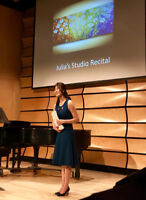 Voice, Piano, and Theory  Lessons