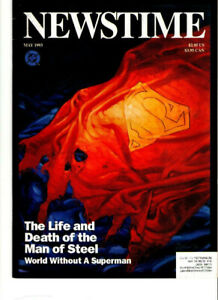The Death of Superman 1993