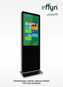 """Digital Signage 42"""" with Windows - 24"""" wide x 70"""" height"""