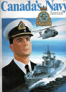 CANADA'S NAVY ANNUAL Issue 4 1989/90  - Special Edition