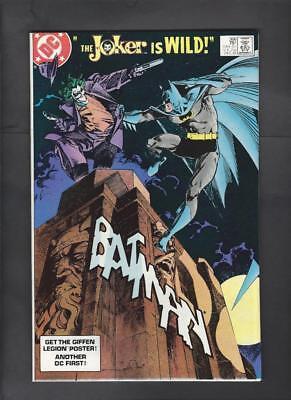 Batman Costume History (Batman 366 NM 9.4 1st Jason Todd in Robin Costume Joker Story Hi-Res)