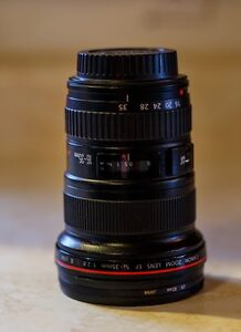 Canon 16-35mm f2.8L ii USM Ultra Wide Zoom Lens