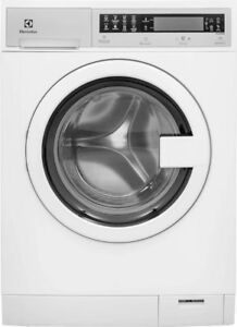 Electrolux EIFLS20QSW 2.4 cu Front-Load Washer Steam Cycle