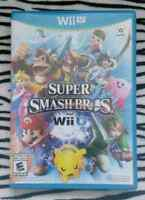Selling 'Super Smash Bros for Wii U' for 50$ or Pikmin 3 - CP