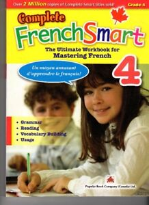 COMPLETE FRENCH SMART GRADES 4, 5, 6, 7, 8