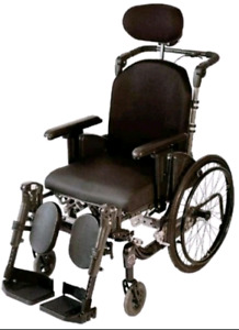 Fuze t50 wheelchair bought last year paid 6000$ make me an offer