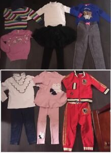 Girl size 4T