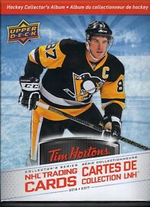 16/17 Tim Hortons Master Set
