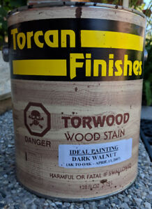 Torcan Finishes Wood Stain