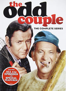 THE ODD COUPLE (Complete Series) (20 DVD SET) ~ AS NEW  $40.00