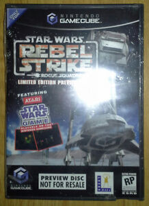 Factory sealed gamecube star wars game