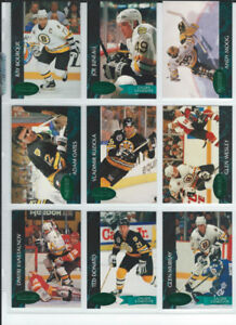 Hockey Card Collection-Eleven Scarce Sets(Beckett Value $1900)