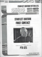 Sarfleet undershirt uniform pattern First Contact