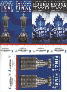Maple Leaf Playoff Tickets Round 2, Eastern Conference & Stanley