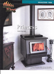 Blaze King Princess Ultra - Free Standing