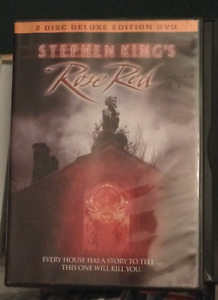 Stephen King's Rose Red DVD (Rare, Out of Print, Deluxe Edition)
