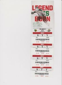 4 Halifax Mooseheads Tickets vs. Charlottetown  December 15