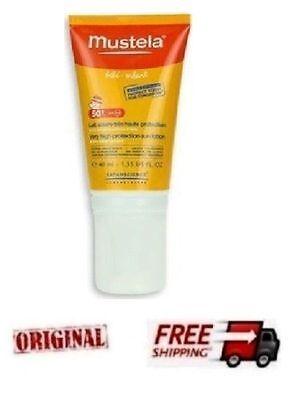 Mustela Sun Lotion Very High Protection SPF50+ 40ml Children