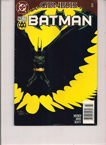 Batman #547 - DC - 1997