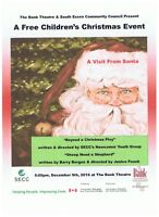 A Free Children's Christmas Event