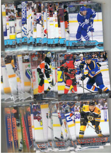 Young Guns Rookie Hockey Cards.Over 100 to choose from