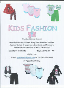 KIDS FASHION FOR SALE