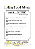 AMAN INDIAN FOOD CAT\ERING