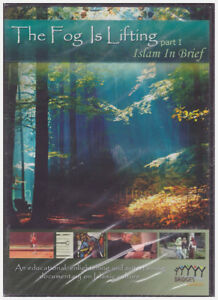 The Fog Is Lifting-Part 1-Islam in Brief-New/Sealed DVD + bonus