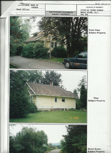 14 ACRES=2 HOUSES FOR SALE IN MAPLE RIDGE $1.3