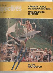 LOT 33 MAGAZINES PERSPECTIVES DE 1980 À 1982