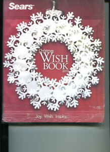 SEARS CATALOGUES * 2000 * 2008 * 2010 *CHRISTMAS WISH BOOKS*MINT