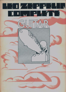 Led Zeppelin - Complete Guitar - Partitions de musique