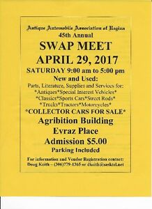 45th Annual Swap Meet and Car Corral