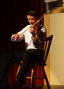 Celtic Fiddle Lessons with Olivier Broussard