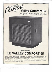 Valley Comfort 95 Stove