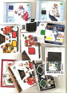 "Selling Game used and auto hockey cards  Sunday in St.John""S St. John's Newfoundland image 1"