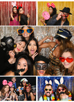 Photo Booth for weddings and other events - 2 hours for $450