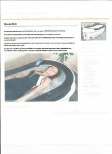 Ocean Wave Massage Bed - Must sell by March 30th