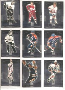 OVER 400 WAYNE GRETZKY HOCKEY CARDS FOR SALE $1.00 EACH