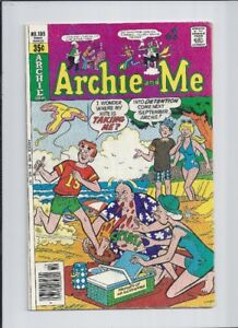 Archie and Me comics (lot of 5) 1978-1981