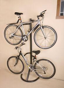 Two-Bike Stand