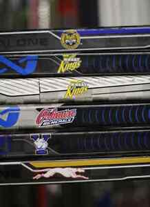 Refurbished hockey sticks - Trigger, Super Tacks, 1X, 1N... Peterborough Peterborough Area image 7