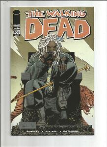 FOR SALE - The Walking Dead #108 - 1st Ezekiel -1st Shiva NM