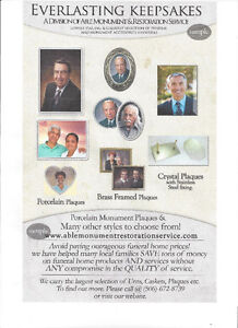 LARGEST SUPPLIER OF CREMATION URNS & FUNERAL PRODUCTS St. John's Newfoundland image 5