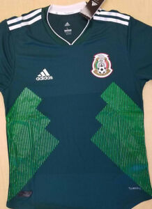 MEXICO World Cup Soccer Jersey - Large but fits like Medium Size